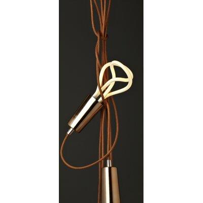 Henline 1-Light Mini Pendant Finish: Copper