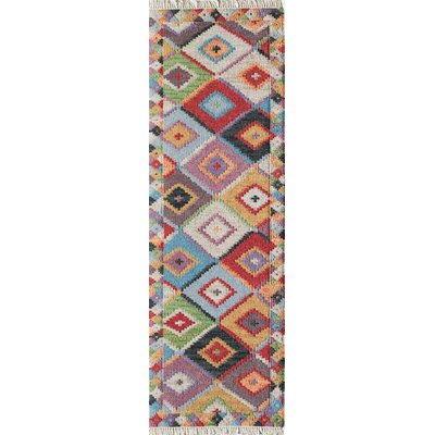 Caravan Area Rug Rug Size: Rectangle 5 x 76