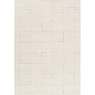 Mcdowell Neutral Area Rug Rug Size: Rectangle 2 x 3