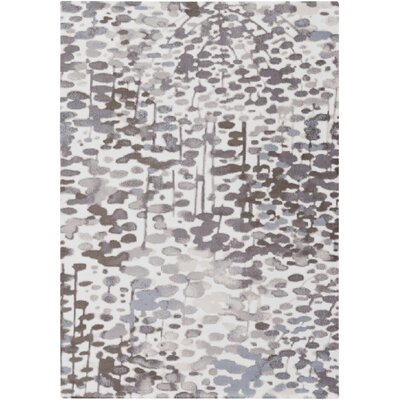 Ladson Brown Area Rug Rug Size: Rectangle 53 x 76