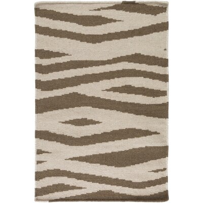 Donley Ivory Geometric Area Rug Rug Size: Rectangle 2 x 3