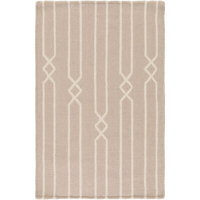 Donley Gray Area Rug Rug Size: Rectangle 36 x 56