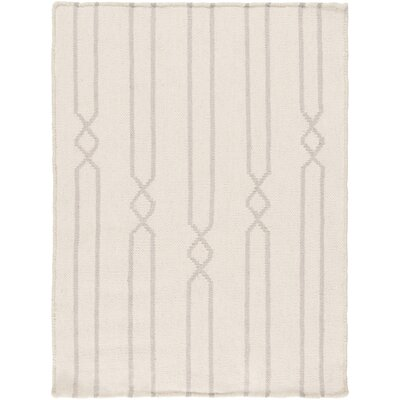 Donley Beige Geometric Area Rug Rug Size: Rectangle 9 x 13