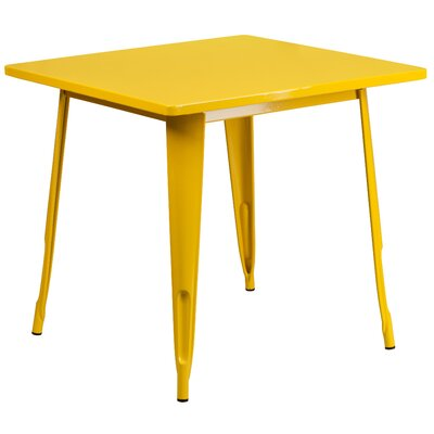 Auld Coffee Table Color: Yellow