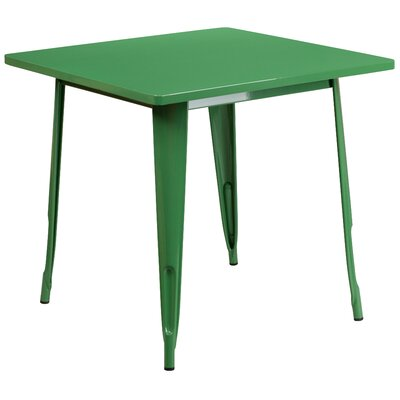 Auld Coffee Table Color: Green