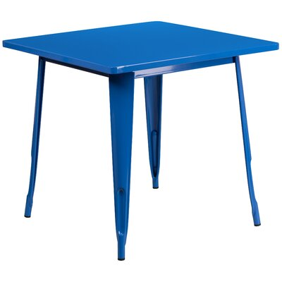 Auld Coffee Table Finish: Blue