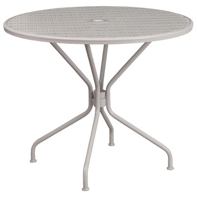 Aurigae Dining Table Finish: Light Gray