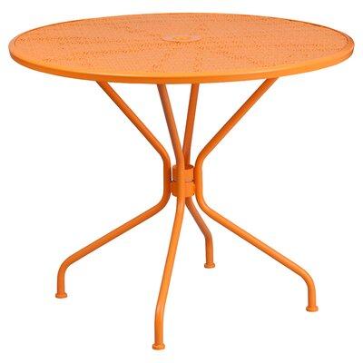 Aurigae Dining Table Finish: Orange