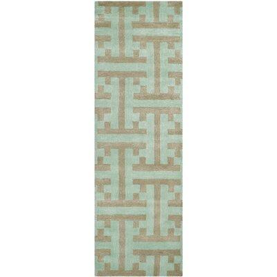 Schaub Rug Rug Size: Runner 26 x 8