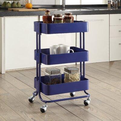 Varick Gallery Avilla 3 Tier Bar Cart