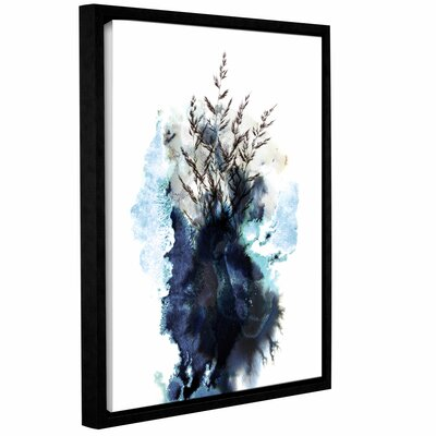 Inklings III Framed Graphic Art