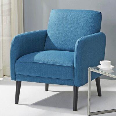 Charlton Armchair Upholstery: Blue