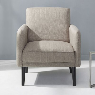 Charlton Armchair Upholstery: Toffee
