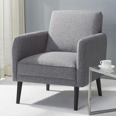 Charlton Armchair Upholstery: Ash