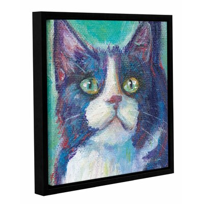 Cookie Bean Crop Framed Painting Print