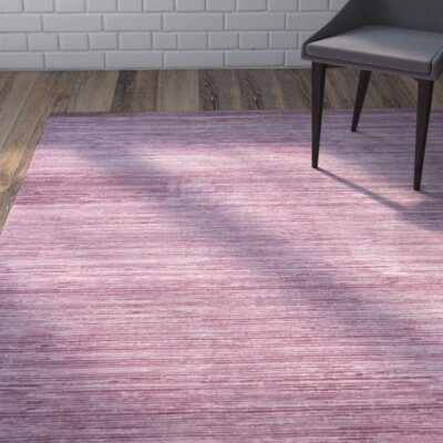 Sifford Pink Area Rug Rug Size: 6' x 9'