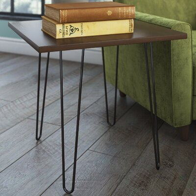 Bronstein End Table Finish: Sonoma Oak