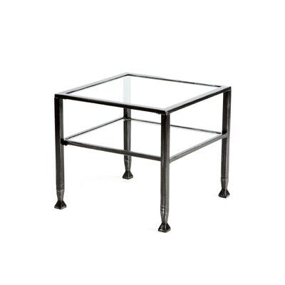 Collingdale End Table Base Color: Black