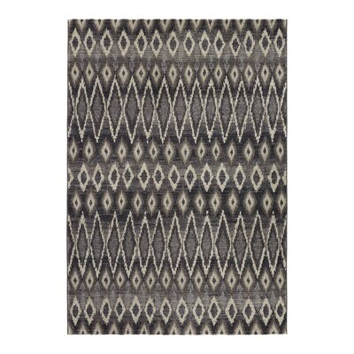 Sappington Gray Area Rug Rug Size: 2 x 37
