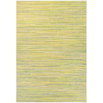 Juda Sand Indoor/Outdoor Area Rug Rug Size: 39 x 55