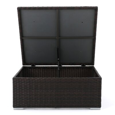 Friddle Wicker Coffee Table