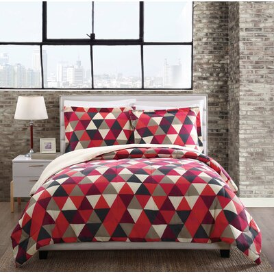 Scheid Comforter Set Size: King