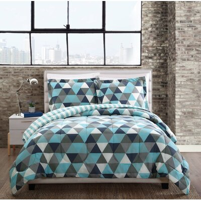 Hiram Comforter Set Size: King