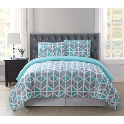 Kiam Quilt Set Size: King