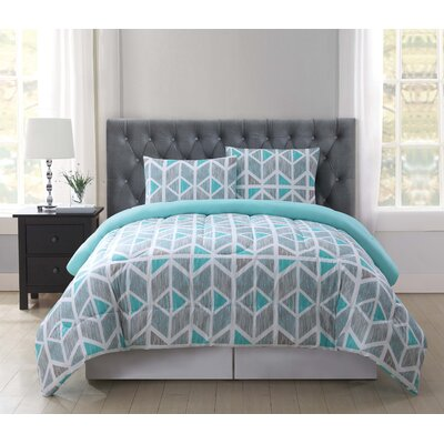 Kiam Comforter Set Size: King