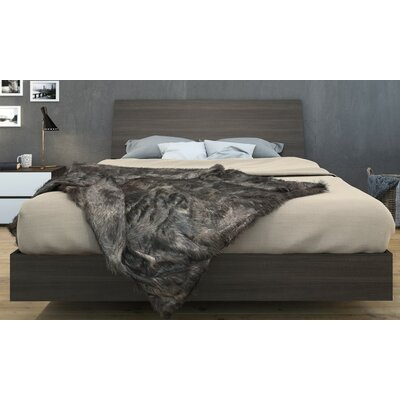 Sager Platform Bed Size: Queen