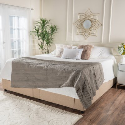 Totterdown Upholstered Storage Platform Bed Size: Full