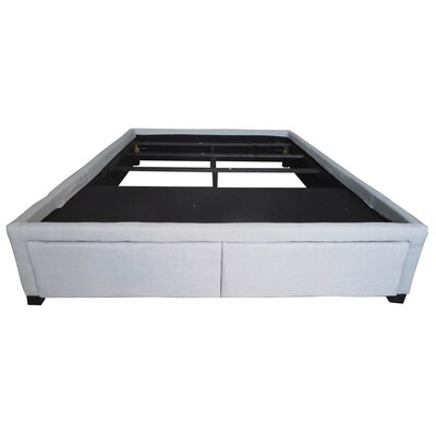 Totterdown Storage Bed Frame Size: California King