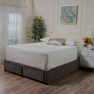Totterdown Upholstered Storage Panel Bed Size: King