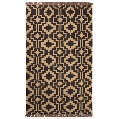 St Philips Brown/Tan Area Rug Rug Size: 8 x 10
