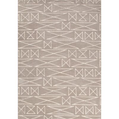 Johnstown Hand-Tufted Natural/Ivory Area Rug Rug Size: 2 x 3
