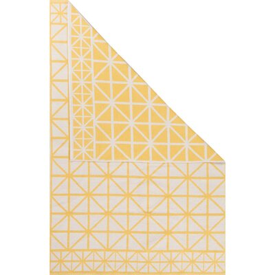 Maurice Yellow/Ivory Area Rug