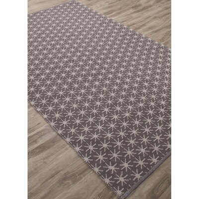 Maurice Beige/Brown Area Rug Rug Size: 5 x 8