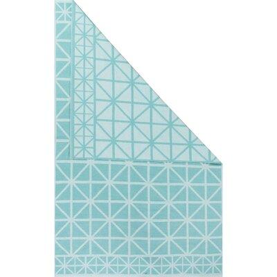 Maurice Blue Area Rug Rug Size: 2' x 3'