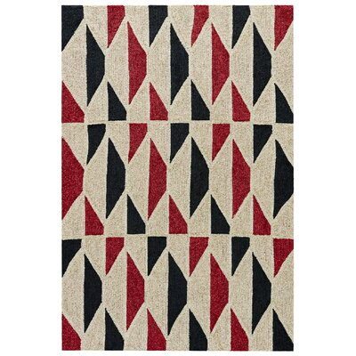 Throncliffe Mojave Desert/Rio Red Indoor/Outdoor Area Rug