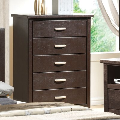 Aedan 5 Drawer Standard Chest