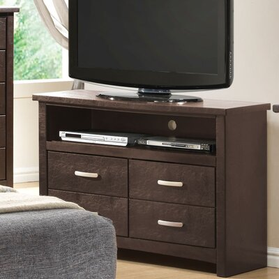 Aedan 4 Drawer Media Chest