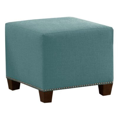 Cliffcrest Ottoman Color: Laguna