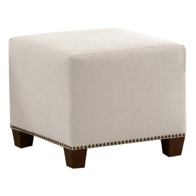 Cliffcrest Ottoman Color: Talc