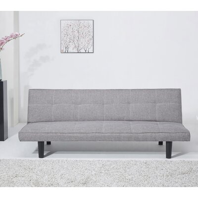 Kendari Convertible Sleeper Sofa Upholstery: Ash