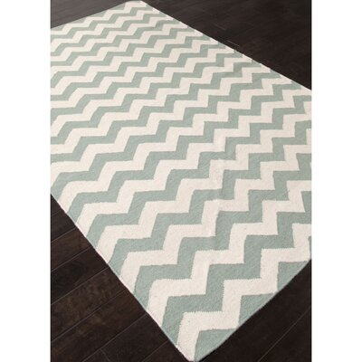 Davis Silver Sea Moss Area Rug Rug Size: Rectangle 8 x 10
