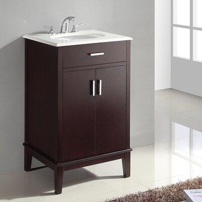 Pinecrest 21 Single Bathroom Vanity Set