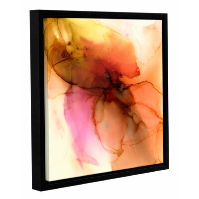 'What's Inside' by Sia Aryai Framed Painting Print