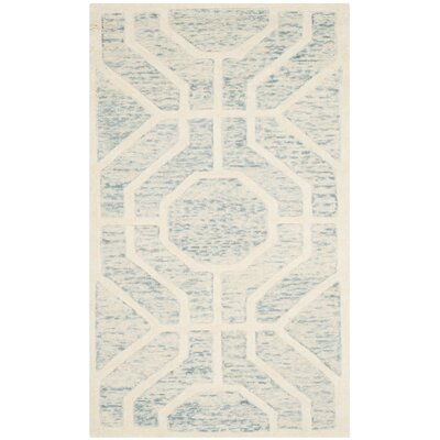 Medina Hand-Tufted Area Rug Rug Size: Rectangle 2 x 3