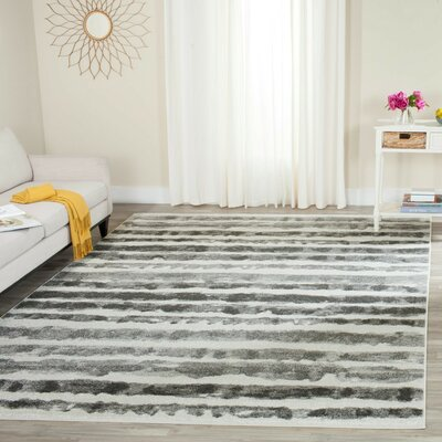 Seaport Area Rug Rug Size: Rectangle 51 x 76