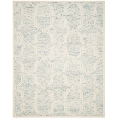 Medina Hand-Tufted Area Rug Rug Size: Rectangle 8 x 10